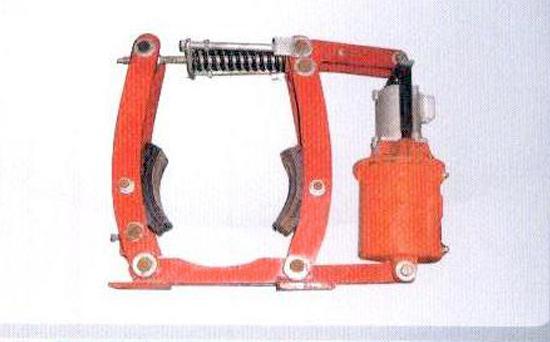 华夏塔吊液压刹车机构调整